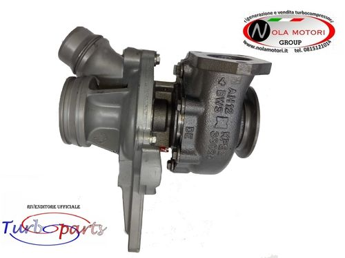 TURBO TURBINA TURBOCOMPRESSORE PER MINI COUNTRYMAN COUNTRIMAN 1.6 D