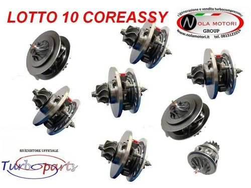 LOTTO STOCK 10 COREASSY VARIE VETTURE