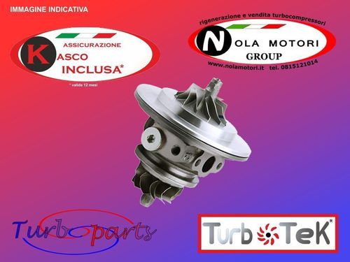 TURBO TURBINA COREASSY CON GARANZIA KASCO PER VW GOLF VI VII