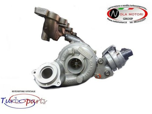 TURBO TURBINA SEAT ALTEA AUDI A3 IBIZA OCTAVIA GOLF POLO 1.6 TDI