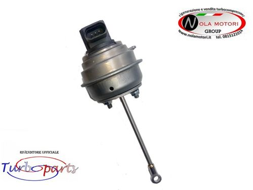 TURBO TURBINA VALVOLA ATTUATORE WASTEGATE DODGE CALIBER