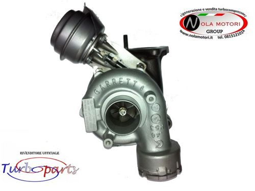 TURBO TURBINA AUDI A4, A6, VW PASSAT ,SKODA SUPERB .