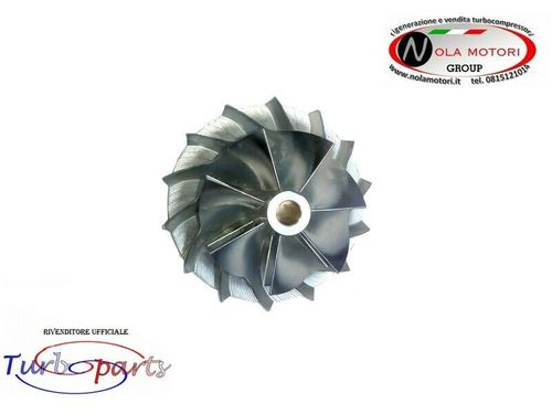 GIRANTE RUOTA TURBOCOMPRESSORE IN AVIONAL PER BMW E60 - E61