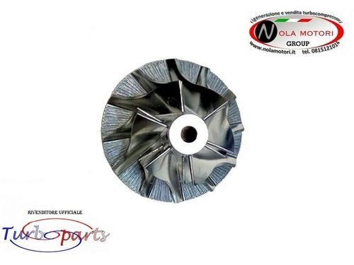 GIRANTE RUOTA TURBOCOMPRESSORE IN AVIONAL PER FORD 1.8 TDCI