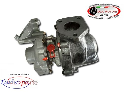TURBO TURBINA TURBOCOMPRESSORE BMW 320-120-520-X3-SERIE 1