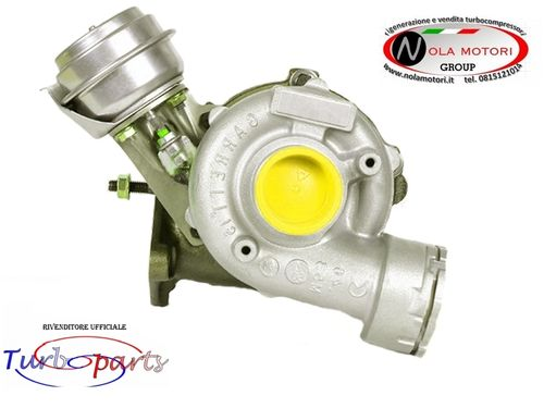 TURBO TURBINA TURBOCOMPRESSORE AUDI A4 A6 VW PASSAT SKODA SUPERB