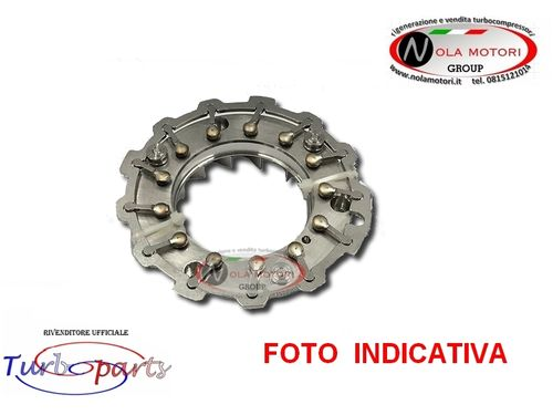 TURBO TURBINA GEOMETRIA VARIABILE PER BMW SERIE 7 3.0 D